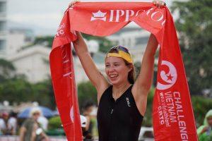 AsiaTRI Athlete Profile: Vietnam's Sophie Clarke