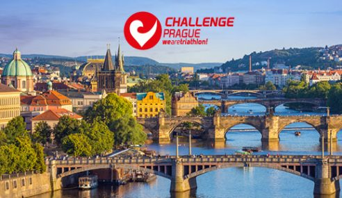Prague Becomes Part Of The Challenge Family International Series Of Triathlon Events