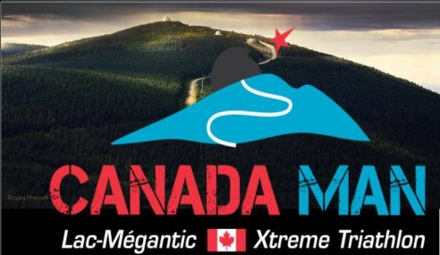 Win a FREE entry to CanadaMan Extreme Triathlon (Canada) – Race date 09.July.2017