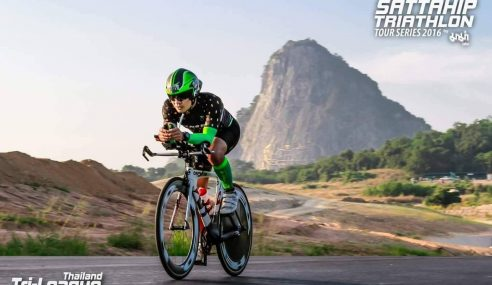 Best Photos: Sattahip Triathlon, Thailand