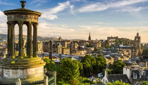 Edinburgh, Scotland selected to host newest Ironman 70.3 Triathlon