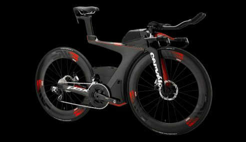 ITU Allows Disc Brake-equipped Bikes in Non-Drafting Races