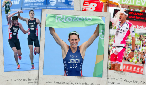 What is Triathlon's Most Incredible Moment for 2016?