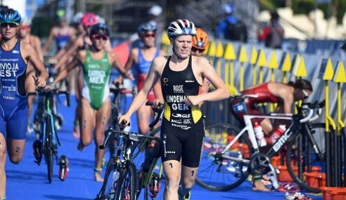 The Best of ITU 2016: Biggest Women's Rising Star