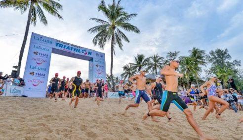 2017 Laguna Phuket Triathlon's Date Announced