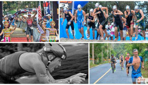 Video: Highlights of Ironman 70.3 Thailand