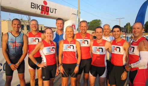 Ironman Announces Global TriClub Champions