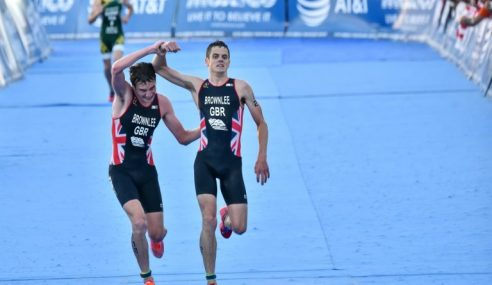 The Most Compelling Triathlon Video of 2016