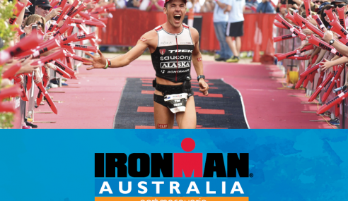Winner of the Free Entry to Ironman Australia (Port Macquarie) Announced