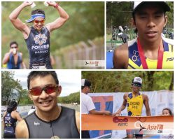 Winner's Interview:  National Age Group Triathlon (NAGT)-Subic, Philippines