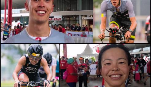 Powerman Indonesia Winners' Interview: Thomas Bruins (NED) and Airi Sawada (JAP)