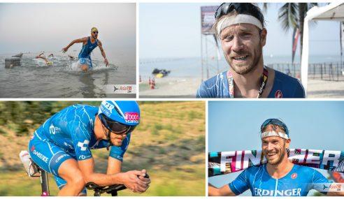 Post-race Video Interview: Michael Raelert, winner of Bangsaen Triathlon