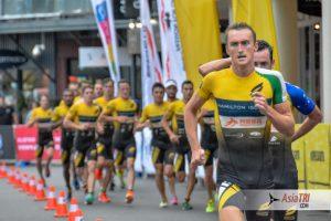 Super League Triathlon:  Best images – Stage 2, Day 1