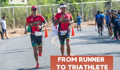 6 Ways to Transition from Runner to Triathlete