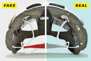 Protect your Head: The Reason to Avoid Counterfeit Helmets