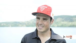 Super League Triathlon: Javier Gomez Interview