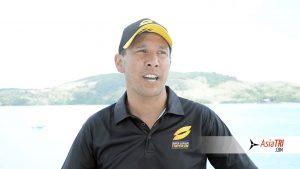 Super League Triathlon: Chris McCormack pre-race interview