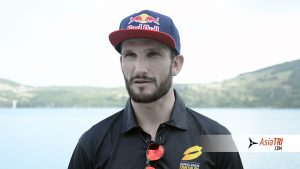 Super League Triathlon: Richard Murray pre-race interview