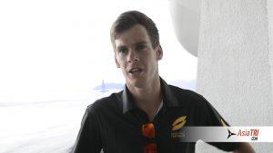Super League Triathlon: Richard Varga Pre-Race interview