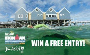 Win a FREE Entry to Ironman Western Australia (Full) – Race date 3 Dec 2017