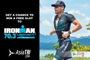 Win a FREE Entry to  Sold-out Ironman 70.3 Malaysia – Race date 11 Nov 2017