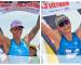 Van Berkel, Eberhardt Rule Ironman 70.3 Vietnam
