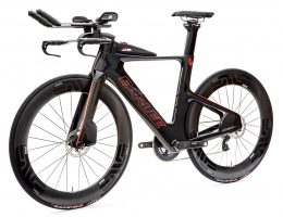 Another Disc Brake equipped Triathlon Bike: 2017 Parlee TTiR