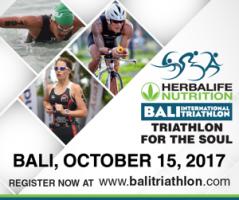 Winner of the Free Entry to Bali International Triathlon (OD) Announced
