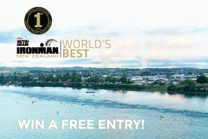 And the Winner of the Free Entry to 2018 Ironman New Zealand is…