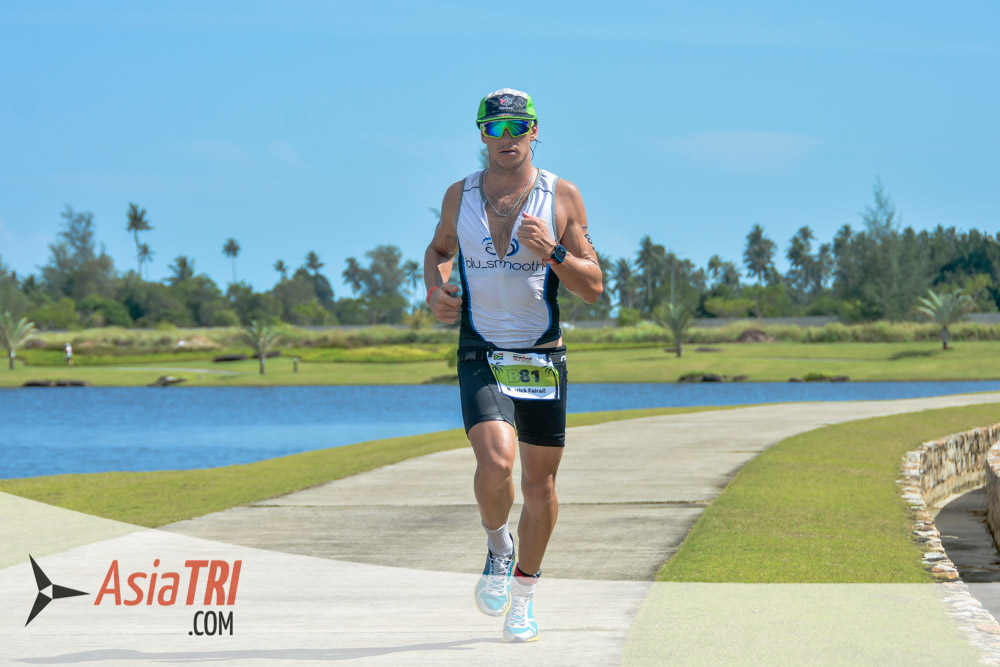 ironman 70.3 bintan course review