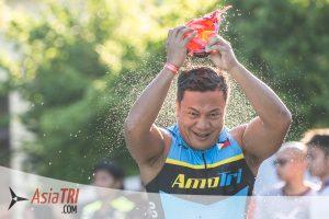 Triathlon on a Low-Carb High-Fat Diet