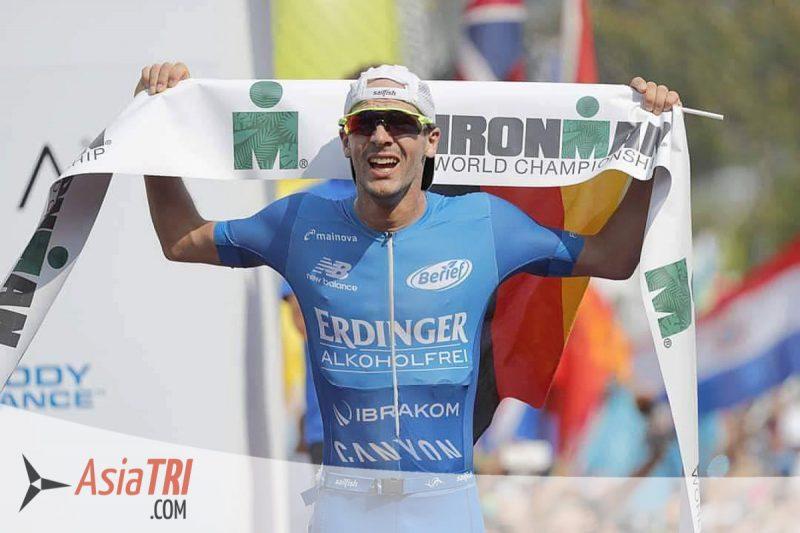 Lange Wins Ironman World Championship