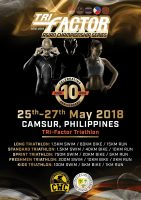 Win a Free Entry to Tri-Factor Asian Championship Race in Camsur, Philippines-Race Date: May 27, 2018