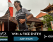 Win a Free Entry to Bali International Triathlon (OD)-Race Date: Oct 21, 2018