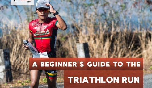 Triathlon Training: A Beginners' Guide to the Triathlon Run