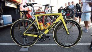GCN Tech: New & Custom Bikes Of The Tour de France 2018