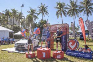 McKenzie, Kahlefeldt win 2018 Challenge Asia-Pacific Championships