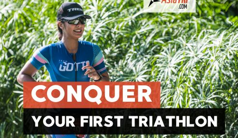 Conquer Your First Triathlon with this 12-Week Plan