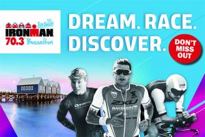 Winner of the Free VIP Entry to Ironman 70.3 Busselton Announced!