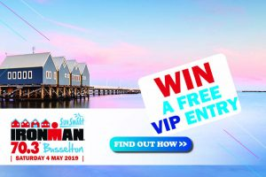 Win a FREE VIP ENTRY to Ironman 70.3 Busselton – Race Date: 4 May 2019