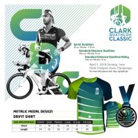 Winners of the Free Slots to the 2019 Clark Duathlon Classic Picked