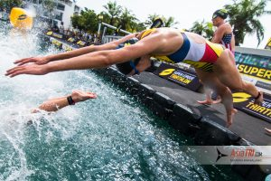 How to Become a More Efficient Triathlon Swimmer