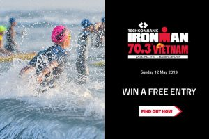 Win a FREE ENTRY to Ironman 70.3 Vietnam (Asia-Pacific Championships) – Race Date-12 May 2019