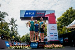 Sandra Dodet Becomes the First Woman to Win The Golden Ticket in Super League Bali