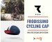 Get a chance to win a FREE FRODISSIMO CYCLING CAP by RYZON!