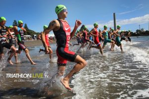 ITU Gallery: New Plymouth World Cup