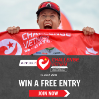 Win a FREE ENTRY to 2019 Challenge Vietnam – Race Date-14 July 2019