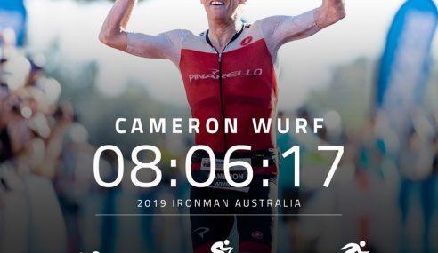 Wurf (AUS), Sidall (AUS) take titles at 2019 Ironman Australia