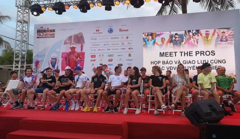Strongest Pro Field in Ironman Asia Circuit to toe startline in 2019 Ironman 70.3 AsiaPac Championships-Vietnam