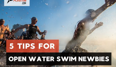 5 Tips for Open Water Swim Newbies